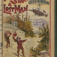 Frank Reade's Search For A Lost Man