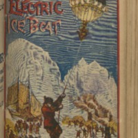 Frank Reade's Electric Ice Boat