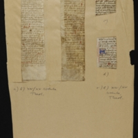Fragment no. 11 - Bischoff Manuscript Collection