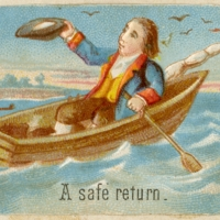 A safe return.