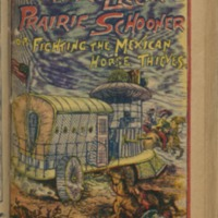 Frank Reade's Electric Prairie Schooner or Fighting the Mexican Horse Thieves