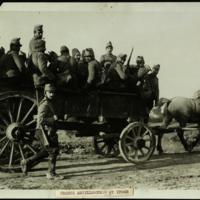 French artillerymen at Ypres