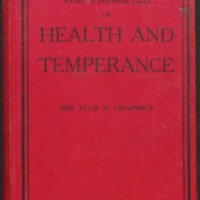 The principles of health and temperance