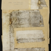 Fragment no. 30 - Bischoff Manuscript Collection