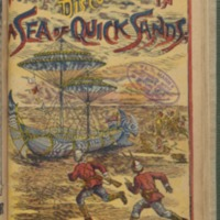 Frank Reade's Discoveries in a Sea of Quicksand