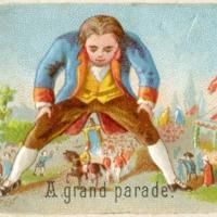 A grand parade.