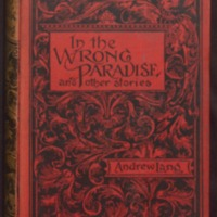 In the wrong paradise : and other stories