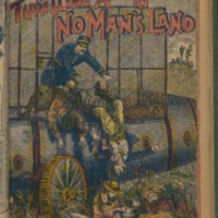 Frank Reade's Thrilling Adventures in No Man's Land