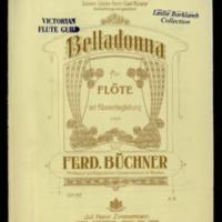 Belladonna : für Flöte mit Klavierbegleitung : op. 57