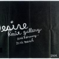 Desire : RMIT Gallery