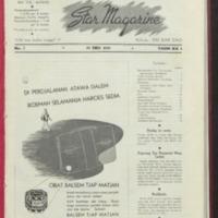 Star Magazine : 15 July 1939