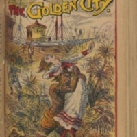 Frank Reade in the Golden City