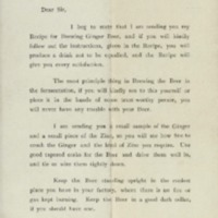 Letter from Edward Knowlton