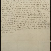 [Letter] 1713 June 7, Chester [to] Charles Ford, Whitehall, London