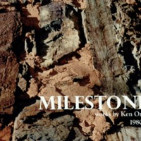 Milestones : works by Ken Orchard 1980-2009.