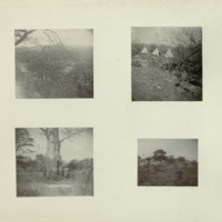 4 unidentified and untitled photographs
