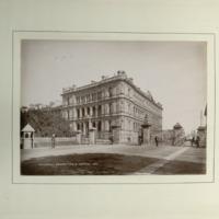 Colonial Secretary's Office.