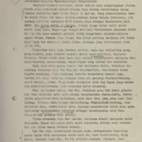 Amanat PJM Presiden Sukarno pada Waktu Sembahjang Idul Adha di Mesdjid Baitul Rahim di Istana Djakarta, Djakarta, 1 April 1966