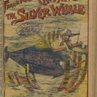 Frank Reade Chasing the Silver Whale