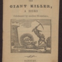 Jack the Giant killer : a hero celebrated by ancient historians.