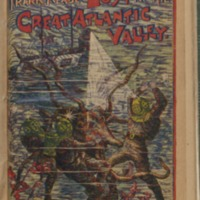 Frank Reade Lost in the Great Atlantic Valley