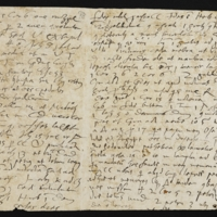 Fragment no. 21 - Bischoff Manuscript Collection