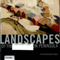 Landscapes of the Mornington Peninsula : commissioned essays