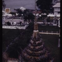 Summit of temple