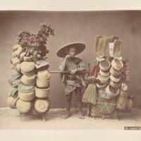 Basket seller
