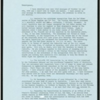 A letter to Prince Sihanouk from Ambassador Jeldres concerning the withdrawl of recognition of Democratic Kampuchea (Pol Pot regime)