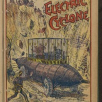 Frank Reade's Electric Cyclone
